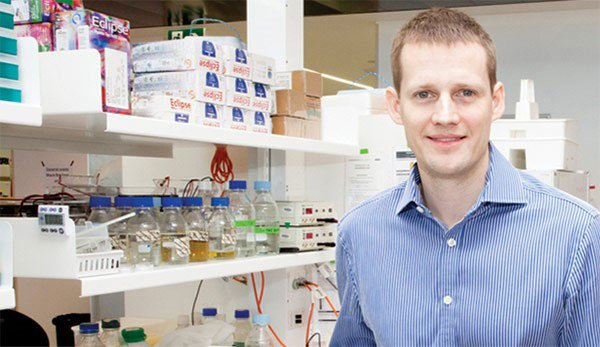 Dimerix Chief Scientist awarded Novartis Prize